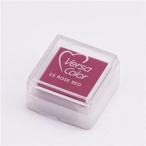 Штемпельная подушечка mini - Rose Red