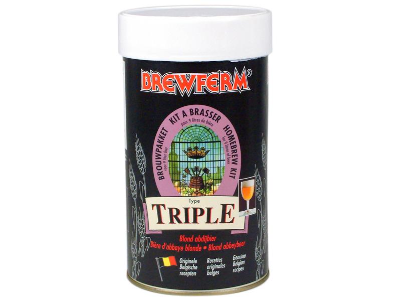 Экстракты Солодовый экстракт Brewferm Triple BrewFerm_TRIPLE.jpg