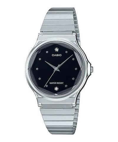Купить Наручные часы Casio MQ-1000D-1ADF с бриллиантами по доступной цене