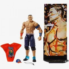 Джон Сина (John Cena) серия # 60  Elite - рестлер Wrestling WWE, Mattel
