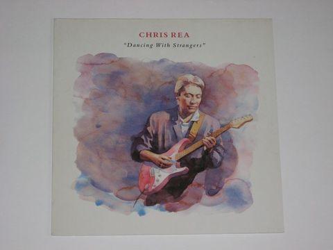 Chris Rea / Dancing With Strangers (LP)