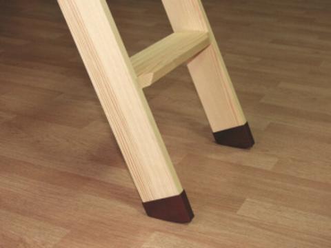 Пластиковые наконечники на ножки LXS для деревянных лестниц