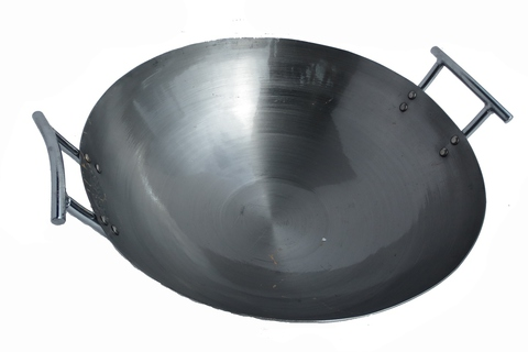 Вок из углеродистой стали (D = 56 см)