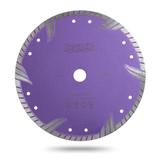 Алмазный турбо диск Messer G/T (коготь тигра). Диаметр 125 мм.