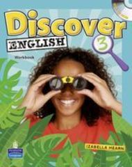 Discover English Global 3 Activity Book and Stu...