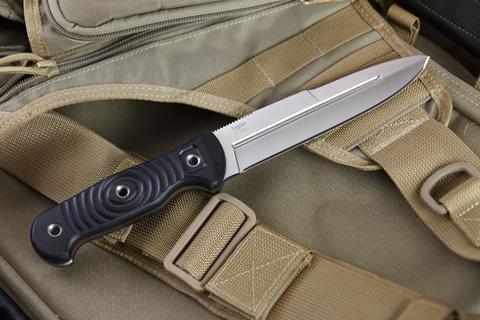 Туристический нож Legion D2 Stonewash