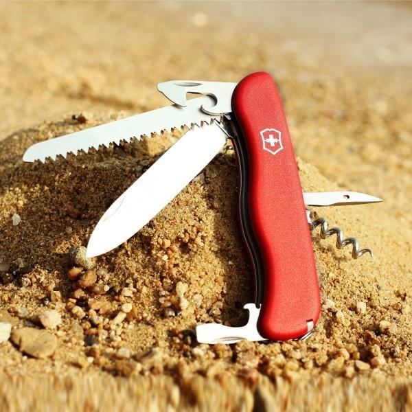Складной швейцарский нож Victorinox Rucksack (0.8863) - Wenger-Victorinox.Ru