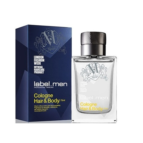 Label.m Одеколон для волос и тела Cologne Hair&Body 75мл