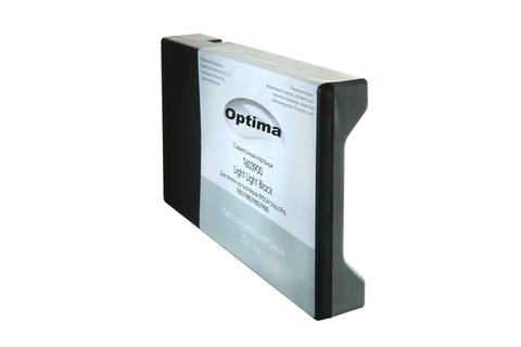 Картридж Optima для Epson 7800/9800 C13T603900 Light Light Black 220 мл