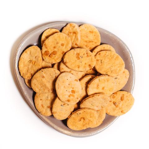 Печенье MARC сырное с белым перцем и розмарином