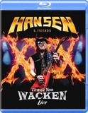 Hansen & Friends / Thank You Wacken - Live (Blu-ray+CD)