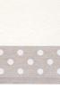 Полотенце 70х140 Luxberry Pretty Dots натуральное