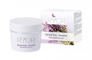 Ryor Питательный крем с Лавандой, витамином Е и гиалуроновой кислотой