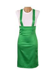 1849-2 платье женское, зеленое