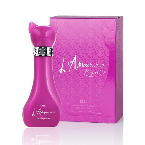 Парфюмерная вода  L'Amour…r…r Purpur | CIEL Parfum