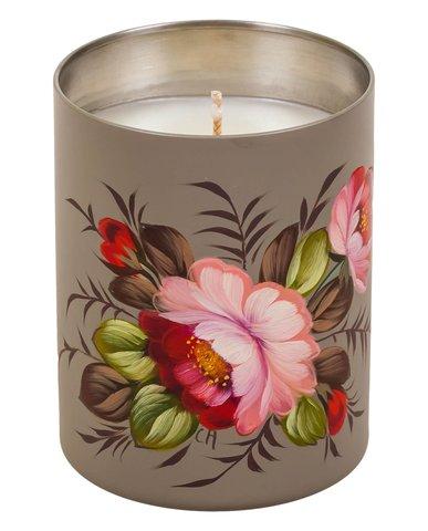 Свеча ароматизированная с натуральным воском CA01D121118003
