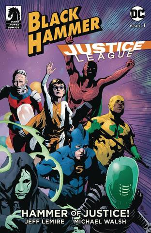 Black Hammer/Justice League #1