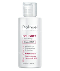 Мягкий Гель-Пилинг (Natinuel | Cell Viability «Poli Soft»), 100 мл