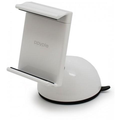 Автомобильный держатель Ppyple Dash-N5 white