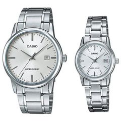 Парные часы Casio Standard: MTP-V002D-7AUDF и LTP-V002D-7AUDF