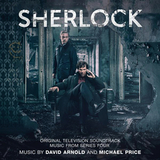 Soundtrack / David Arnold And Michael Price: Sherlock (RU)(2CD)