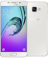 Samsung Galaxy A5 16Gb A500F White 2016