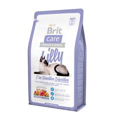 Brit Care Cat Lilly Sensitive Digestion беззерновой, для кошек с чувствительным пищеварением