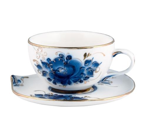 Чайная пара Юлия (золото)
