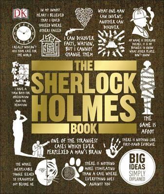 Kitab The Sherlock Holmes Book: Big Ideas Simply Explained |