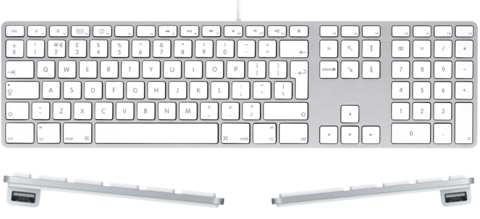 Клавиатура Apple <MB110>