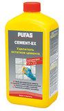 ПУФАС N112-R Удалитель цементного налета Cement-Ex 1л (6шт/кор)