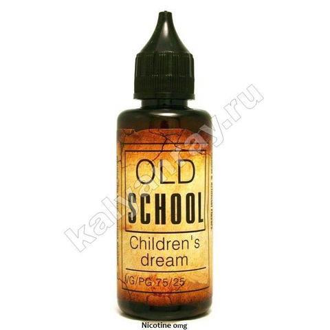 Купить жидкость OLD SCHOOL Children's Dream в Санкт-Петербурге