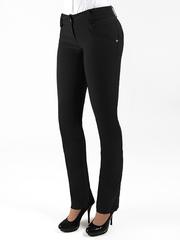 10-0073 брюки женские, черные