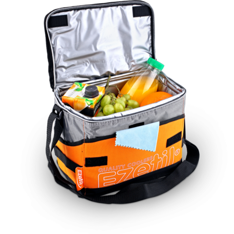 Сумка-холодильник (изотермическая) Ezetil Keep Cool Extreme 6 (оранжевый)