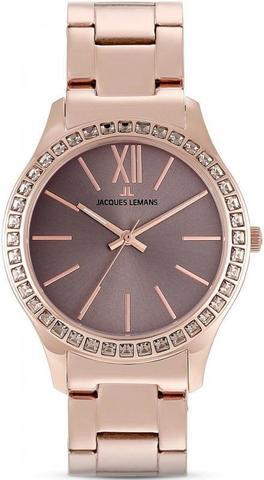 Купить Наручные часы Jacques Lemans 1-1841R по доступной цене