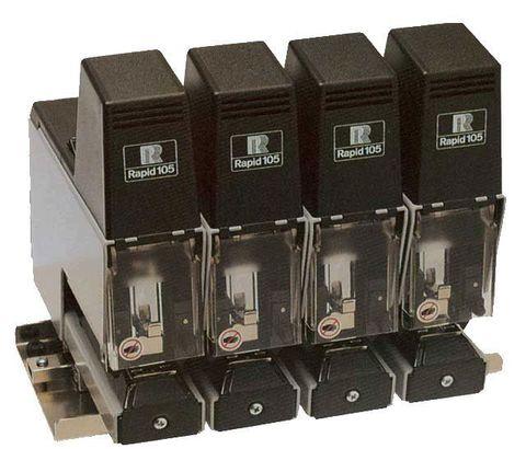 Электрический степлер Rapid 105 для скрепления блоком