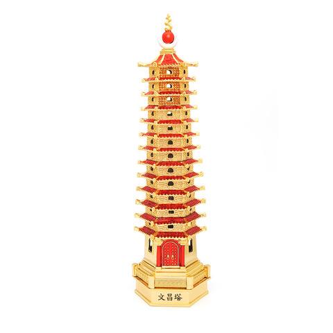 Пагода 9 ярусная