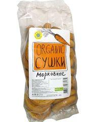 Сушки морковные, 200 гр. (Компас Здоровья)