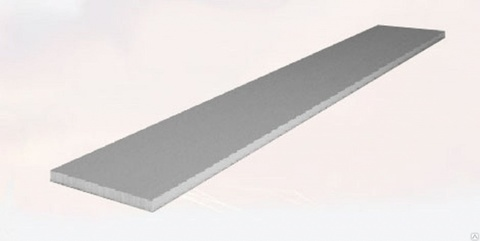 Алюминиевая полоса (шина) 3х40 (3 метра)