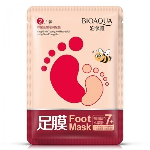 Bioaqua Носочки для пилинга Foot Mask