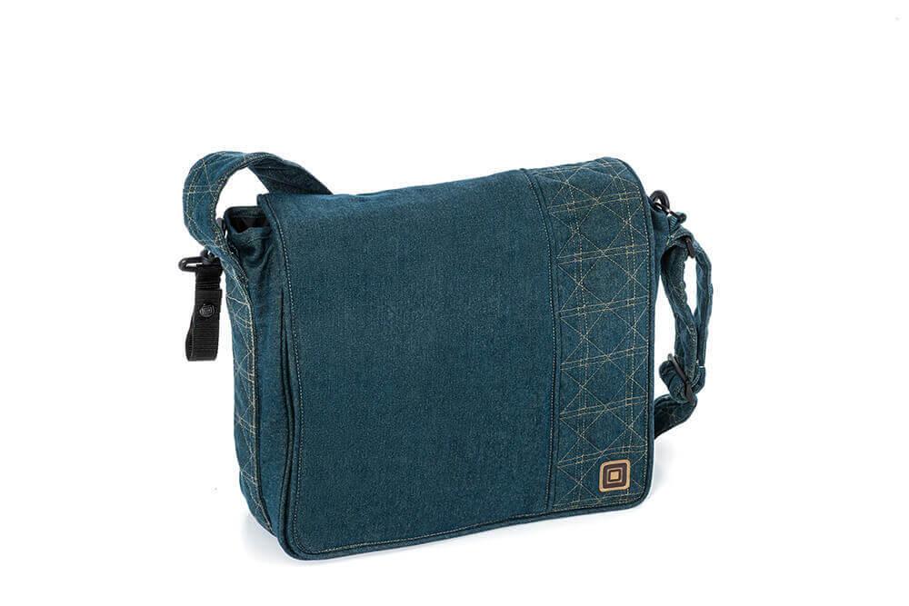 Сумки для коляски Moon Сумка для коляски  Messenger Bag Jeans (994) 2017 Wickeltasche_jeans_65.00.032-994.jpg