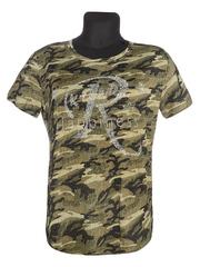 W651-19 футболка женская, цветная