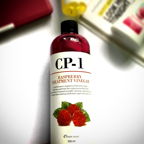 Esthetic House CP-1 Raspberry Treatment Vinegar, 500 ml