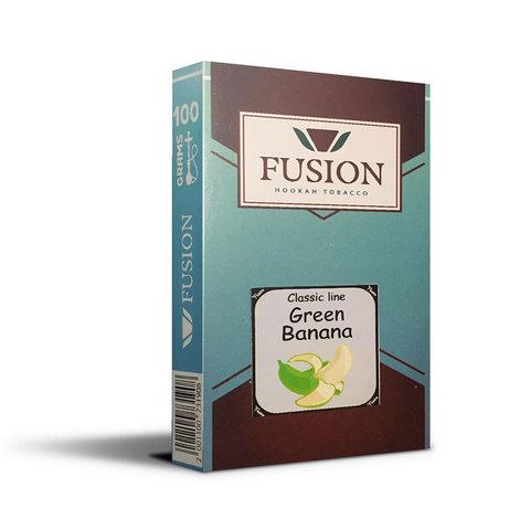 Табак Fusion Soft Green Banana 100 г