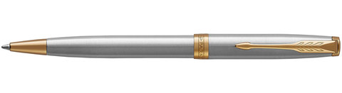 Шариковая ручка Parker Sonnet Stainless Steel GT123