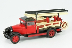 GAZ-AA PMG-1 Fire Engine USSR 1:43 DeAgostini Service Vehicle #52