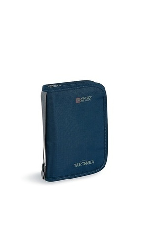 кошелек Tatonka TRAVEL ZIP M RFID navy