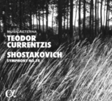 Teodor Currentzis / Shostakovich: Symphony No.14 (CD)