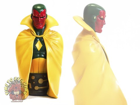 The Vision Marvel Mini-Bust Bowen Designs 79