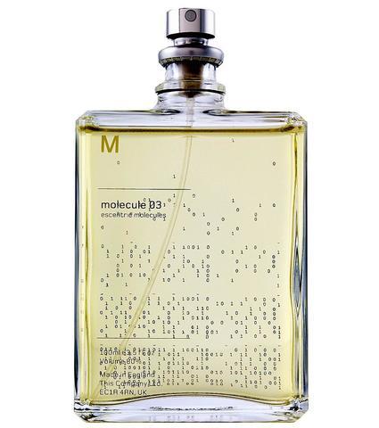 Escentric Molecules Molecule 03 Eau De Parfum